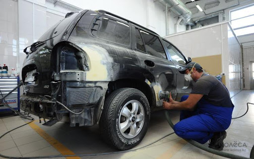 ремонт кузова в Улан-Удэ